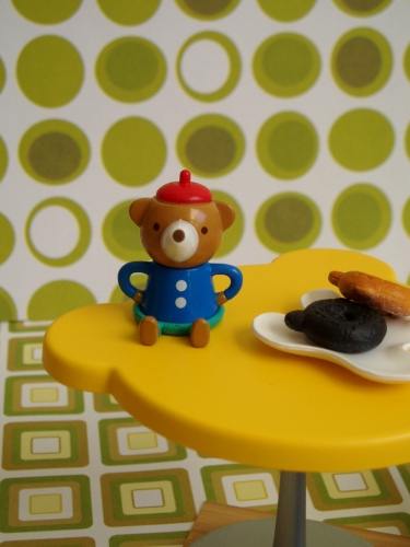 Bear Furniture Set by Megahouse
