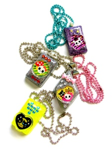 Resin Treat Necklaces