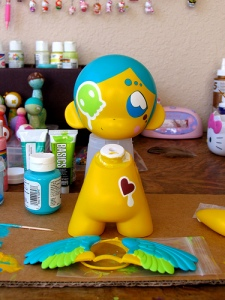 Munny In Progress