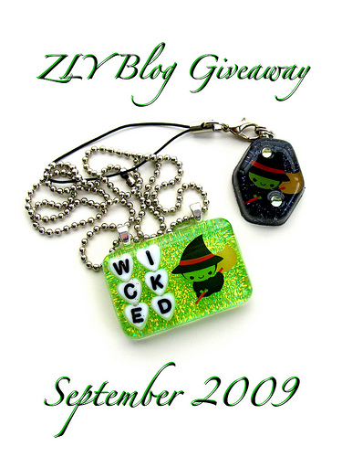 September Blog Giveaway