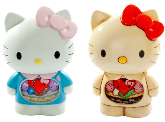 Strange Hello Kitty