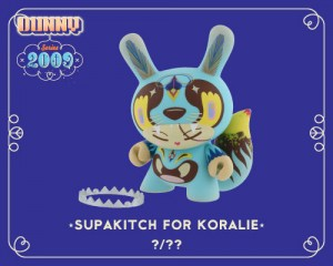 Supakitch for Koralie Dunny