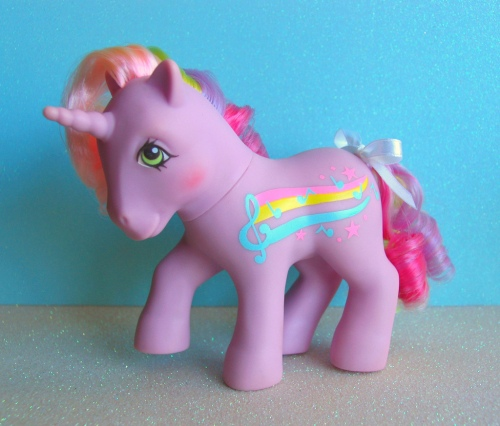 My Little Pony Rainbow Curl Streaky
