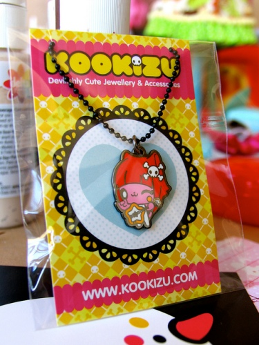 Kookizu's Kitty Kei Necklace