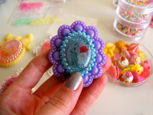 New Resin Jewelry Style