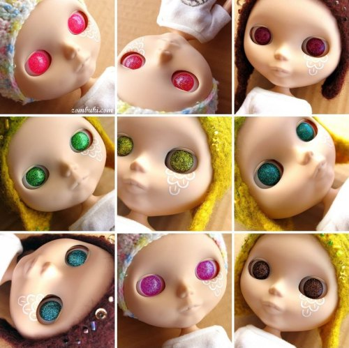 Series 2 Blythe Eye Chips