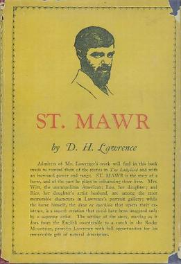 St Mawr DH Lawrence