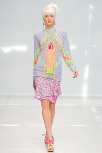 Manish Arora Spring 2014 Look 6