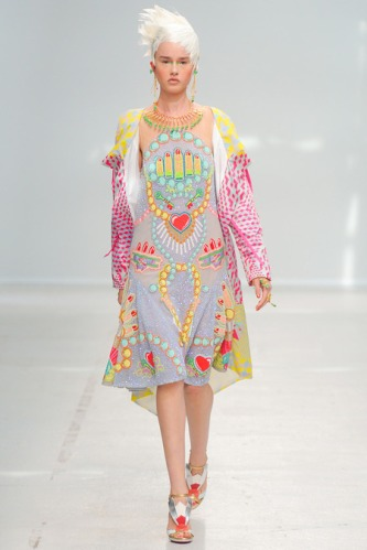 Manish Arora Spring 2014 Look 7