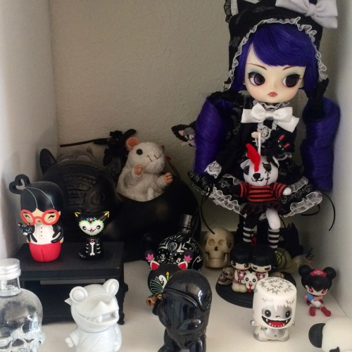 Collection Cube: Gothic