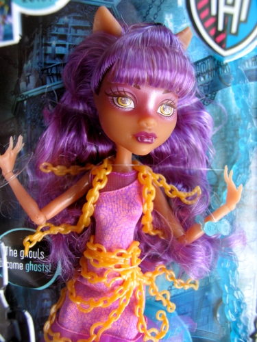 Monster High: Clawdeen Wolf