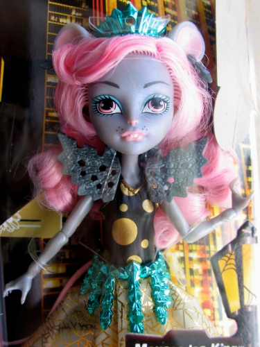 Monster High: Mouscedes King