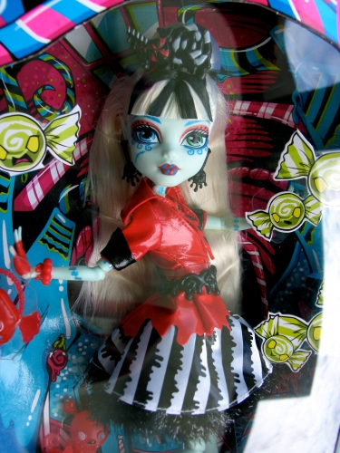 Monster High: Frankie Stein
