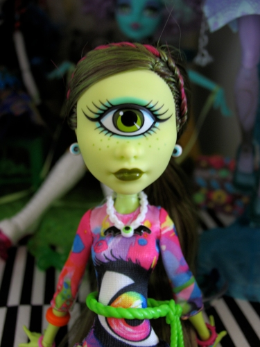 Monster High Iris Clops
