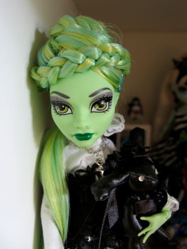 Monster High CAM Reroot