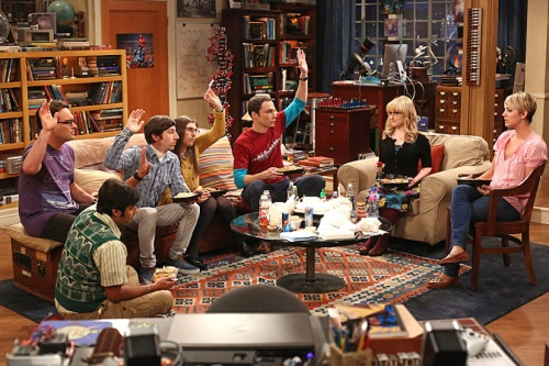 Big Bang Theory Season 8