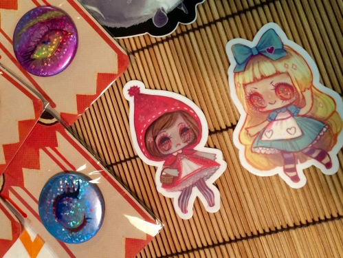 Feverworm Etsy Purchases
