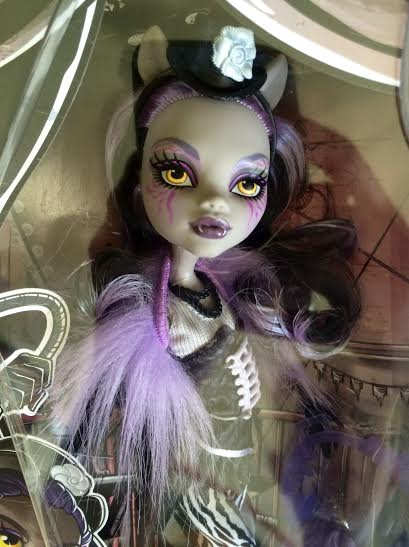 monster high freak du chic clawdeen wolf ms brigitte 39 s mild ride. Black Bedroom Furniture Sets. Home Design Ideas