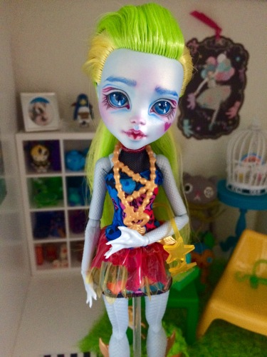 Custom Lagoonafire by Beautidolls