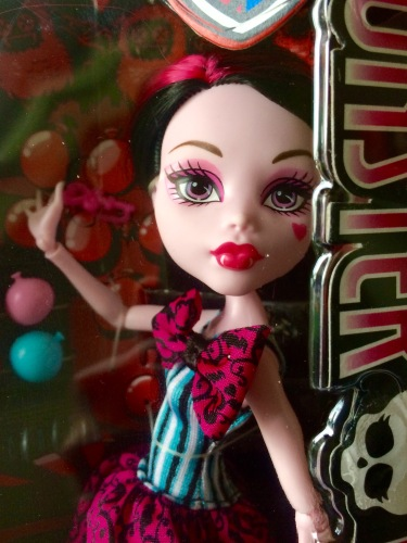 Monster High Draculaura - Scarnival Editio