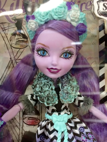 Ever After High Kitty Cheshire - Spring Unsprung Edition
