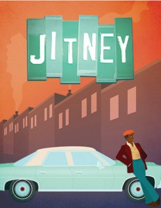 August Wilson's Jitney by American Stage