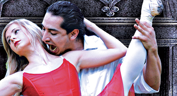 Dracula by Tampa Ballet Theatre