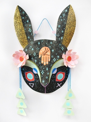 Camille Chew: Rabbit Mask