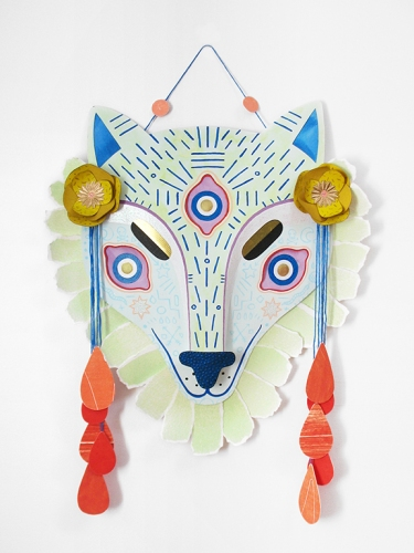 Camille Chew: Wolf Mask