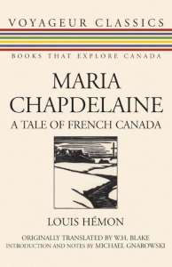 Maria Chapdelaine by Louis Hemon